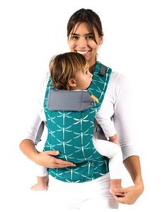 3ddb646c4aa The Beco Gemini Baby Carrier is a multi-positioned