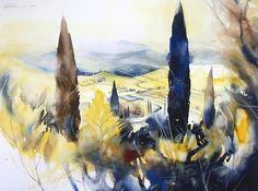Toskana - Heinz Schweizer