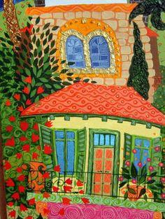 Chanan Mazal - Jerusalem Art Blog: August 2007