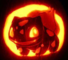 25 Pokemon Pumpkin Faces