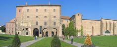 Palazzo della Pilotta Museo Arcahelogico Nazionale Parma