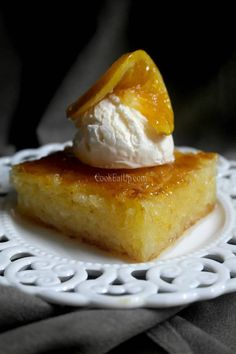 portokalopita Greek Sweets, Camembert Cheese, French Toast, Cheesecake, Food And Drink, Cooking Recipes, Pie, Dining, Breakfast