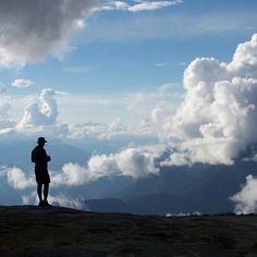 To #hike the Inca Trail is to take a walk in the clouds. #ExploreMore . . . . . . . . . . . . . . #Wanderlust #trekking #Adventure #IncaTrail #Instatravel #Travelgram #Peru #Clouds #Sky #ILoveTravel #Naturelovers