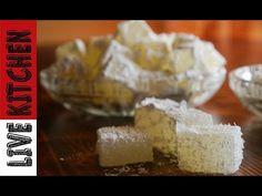 YouTube Greek Desserts, Kitchen Living, Cake Pops, Camembert Cheese, Dairy, Youtube, Meringue, Food, Merengue