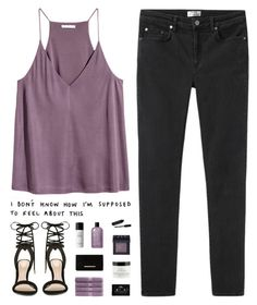 """""""you got me playing in a game that ain't fair"""" by silvanacavero on Polyvore featuring Acne Studios, ALDO, NARS Cosmetics, CASSETTE, Christy, Byredo, philosophy, Dune and Bobbi Brown Cosmetics"""