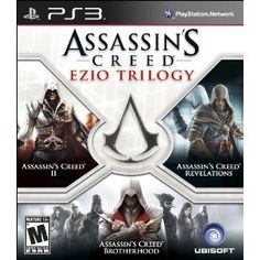 Buy Online Assassins Creed: Ezio Trilogy Preorder