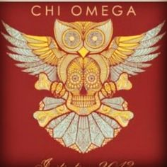 Possible tattoo??? maybe?? without Chi Omega obviously!  Chi Omega...I WANT ON A CREW NECK SWEATSHIRT!!!!