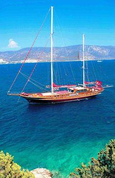 Cobra Queen #sail #yacht