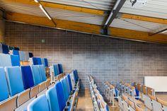 New Technical Institute – ECAM – Site UCL /  MODULO Architects + KhôZé Architecture