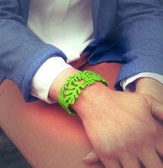 Bracelete Impresso em 3D
