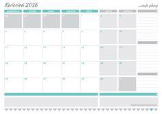 #designyourlifeplanner Planner do wydrukowania