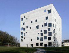 Zollvereine Design School - Sanaa