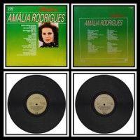 Vinil O Talento De Amália Rodrigues 02 de 02 – Amália Rodrigues