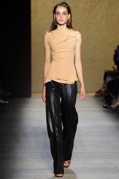 Narciso Rodriguez Spring 2016 Ready-to-Wear Fashion Show