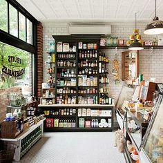 Portland   Woodsman Market • 4529 SE Division / Sunset Mag