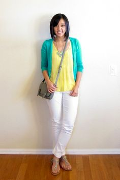 This woman is so adorable and uses affordable items.  Great ideas  in her blog!