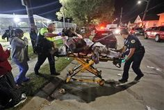 Police investigate New Orleans shooting that wounded 17