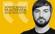 SMDAC14 | Norbert Windeck – Social Media Aachen #socialmedia #socialmediamarketing #blog #aachen #website #facebook