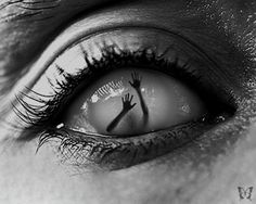 In my eye by Sophie Anteboth©. ☚