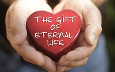Romans 6:23 New Living Translation For the wages of sin is death, but the free gift of God is eternal life through Christ Jesus our Lord.