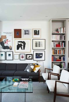 This Tiny Canadian Bachelor Pad Packs A Stylish Punch - Airows