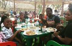 Desmond Elliot shares beautiful photos with his family