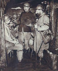 Guerre 14/18 - tres belle photo Verdun 1916