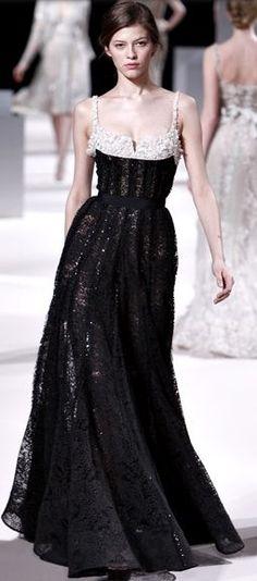 Elie Saab - Haute Couture S/S 2011