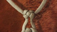 How To Tie A Modified Diamond Knot For Knotted Necklaces