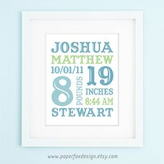 Cute keepsake no matter how old your baby is! :) Planning on making one for my daughter.