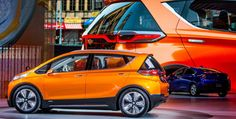 http://www.cleanmpg.com/forums/showthread.php?t=51360  Chevrolet Bolt 200- Mile BEV Set For 2017 MY Release  Love the looks of this small BEV hatch Concept. Maybe it's the color?