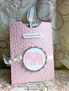 Gutscheinverpackung-für-Shoppinggutscheine-Geschenkkarten-Zoo Babies-Zartrosa-Elefant-1