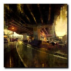 Pintura de Jeremy Mann