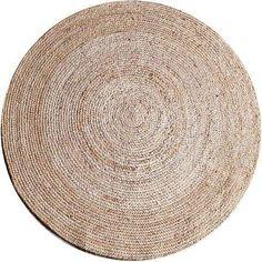 Vloerkleed Jute Rond Naturel 200 cm - Vloerkleden - Loods 5 Daughters Room, To My Daughter, Jute Carpet, Bedroom Carpet, How To Clean Carpet, Carpet Runner, Fall Decor, Kids Room, Cool Designs