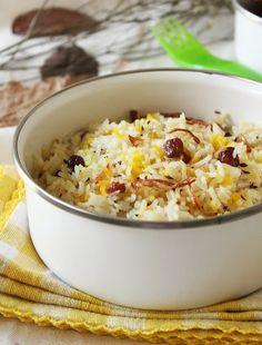 Meat and Rice Biryani by cherriesonaplate