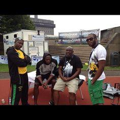 Bolt's team