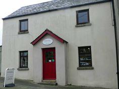 Cushendale Woollen Mill, Graig na Manach, County Kilkenny, Ireland Monk Build, Woolen Mills, Clear Blue Sky, Ireland, New Homes, New Home Essentials, Irish