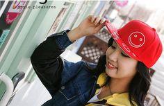 Gorra Kpop Star / Codigo: 1020  Color :Rojo, Azul, Rosa, Amarillo