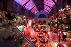 #Christmas - London Transport Museum - http://www.venuedirectory.com/venue/2174/london-transport-museum/christmas/parties Mix business with pleasure and #celebrate 2014 in style at this #venue. Host your corporate #Christmas celebration in the heart of Covent Garden. The impressive grade II listed building acts as an ornate backdrop for spectacular displays of colour, light and fun interactive exhibits which provide great talking points for your #delegates.