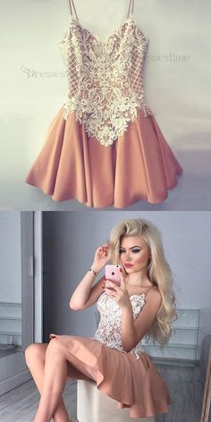 party dresses, homecoming party dresses, chic short homecoming dresses, cheap fashion gowns.