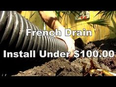 Backyard Drainage Solutions - This Old House - YouTube