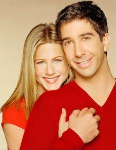 f.r.i.e.n.d.s Rachel & Ross <3