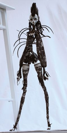 Mismantis dolls