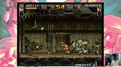 Metal Slug 5 Gameplay จบ
