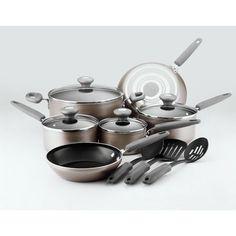 Silverstone Platinum 13-piece Cookware Set