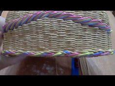 (20) мк овальной хлебницы   с внутренней крышкой  часть 2 - YouTube