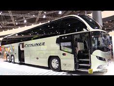 Cars Discover 2019 Neoplan Cityliner L Luxury Coach - Exterior and Interior Walkaround - 2018 IAA Hannover Big Rig Trucks, New Trucks, Service Bus, Luxury Motorhomes, Chartered Bus, Bus Interior, Luxury Bus, Future Transportation, Terrain Vehicle