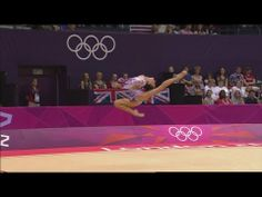 #GimnasiaRitmica Individuales: Ronda eliminatoria All-Around #aro y #pelota - Juegos Olímpicos Londres 2012 //  #RhythmicGymnastics Individual: All-Around Qualification #hoops and #balls Full Replay - London 2012 Olympic Games
