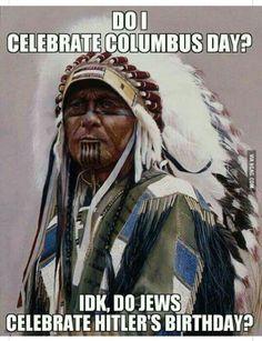 CHRISTOPHER COLUMBUS WAS A DAMN BLASTED LIAR.