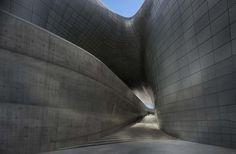 Zaha Hadid Architects Dongdaemun Design Plaza Seoul Coree | Floornature